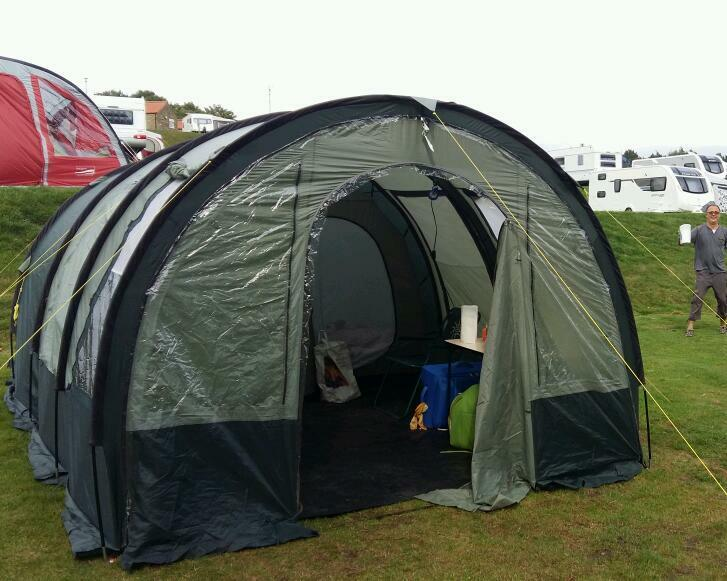 4 man tunnel tent Rage 4dx & 4 man tunnel tent Rage 4dx | in Melton Mowbray Leicestershire ...