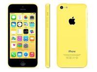 Apple iPhone 5c - 16GB - Yellow (Unlocked) Smartphone