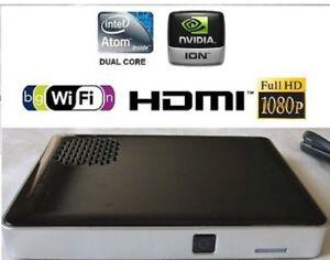 Intel Atom Dual Core Mini Multimedia HTPC