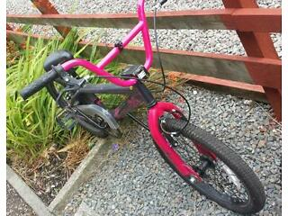 Girls Apollo awesome bmx