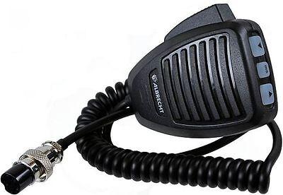 CB FUNK Mikrofon Albrecht AE 6490 & AE 6491 Ersatzmikrofon Mike Up/Down ASQ 6pol