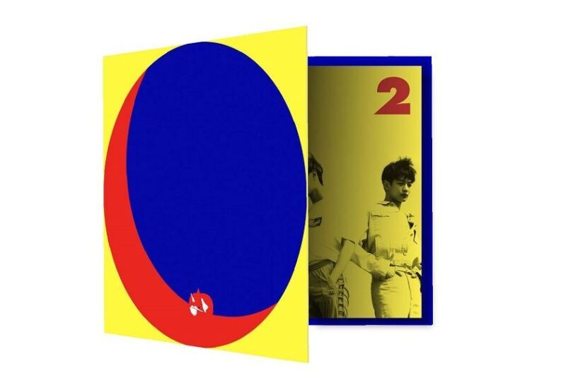 SHINee 6TH ALBUM The Story of Light EP 2 K-POP CD + 2 PHOTO CARD +