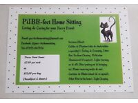 PURR-fect Home Sitting - Loving & Caring for your Furry Friend