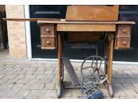 Singer sewing machine (antique)