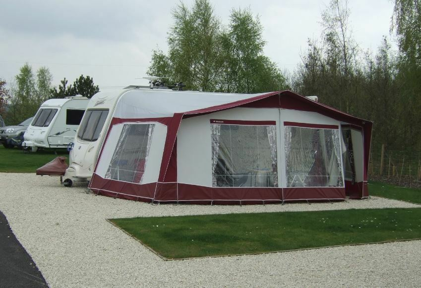 bradcot active full caravan awning to fit 1009cm awning