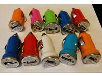 In car chargers joblot of 300
