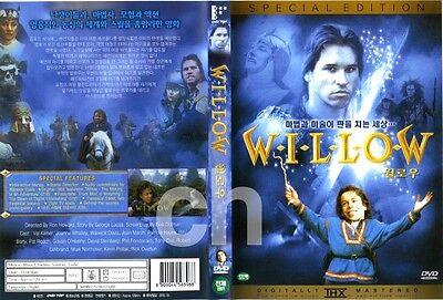 Willow (1988) - Ron Howard, Val Kilmer, Joanne Whalley  DVD NEW