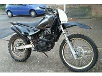 2008 Sinnis Blade 125cc Off Road Dirt Bike Crosser Scrambler