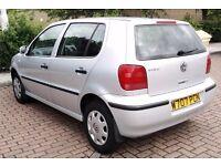 Volkswagen Polo 1.0 Long Mot Group 1 Insurance Cheap 50 Mpg PX Yaris astra corsa aygo Micra clio