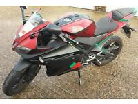 Yzf r125 ( not cbr125 rs125 )