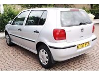 Volkswagen Polo 1.0 Long Mot Group 1 Insurance Cheap 50 Mpg PX Yaris astra corsa aygo Micra clio
