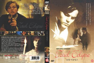 Total Eclipse (1995) - Agnieszka Holland, Leonardo Dicaprio  DVD NEW