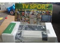 Retro Technigraph TV Sport 1970's Console