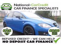 SEAT Leon 2.0 FR - GOOD / BAD CREDIT £25 PW - 100% GUARANTEED ACCEPTANCE