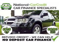 Dodge Journey 2.0 CRD SXT - GOOD / BAD CREDIT £25 PW - 100% GUARANTEED ACCEPTANCE