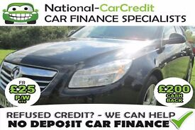 Vauxhall Insignia 2.0 CDTi - GOOD / BAD CREDIT £25 PW - 100% GUARANTEED ACCEPTANCE
