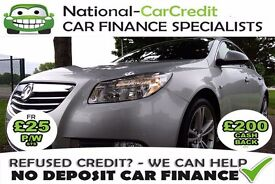 Vauxhall Insignia 2.0 CDTi 16v SRi - GOOD / BAD CREDIT £25 PW - 100% GUARANTEED ACCEPTANCE