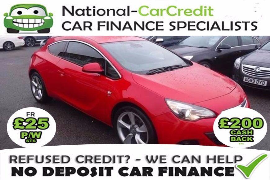 Vauxhall Astra 2.0 CDTI GTC - GOOD / BAD CREDIT £25 PW - 100% GUARANTEED ACCEPTANCE