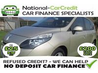 Renault Scenic 1.5 dCi - FROM £28 PER WEEK