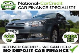 Citroen C5 Auto 2.0 GOOD / BAD CREDIT £25 PW - 100% GUARANTEED ACCEPTANCE