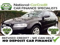 Audi A3 1.6 TDI SE - GOOD / BAD CREDIT £25 PW - 100% GUARANTEED ACCEPTANCE