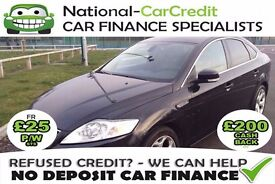 Ford Mondeo 2.0TDCI - GOOD / BAD CREDIT £25 PW - 100% GUARANTEED ACCEPTANCE