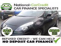 Renault Scenic 1.5 dCi - NO DEPOSIT FINANCE