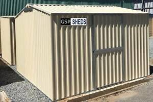 GARDEN SHED - FLAT ROOF PATIO Kelmscott Armadale Area Preview