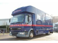 2006 George Smith 3/4 Stall Horsebox