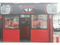 Fried chicken shop business for sale