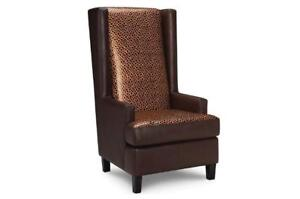 Chair Sale | Canadian Made High Back Accent Chair (SF1102)