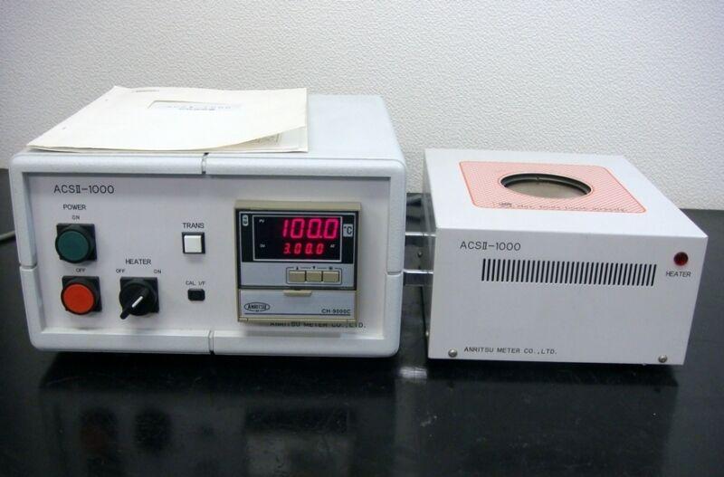 Anritsu Acsii-1000 300degc Temperature Calibration System
