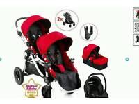 Baby Jogger Tandem Travel System