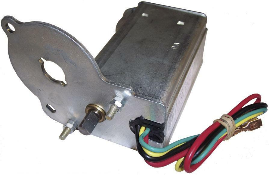 1971-1975 Buick Centurion, Lesabre Convertible Top Frame Electric Lift Motor