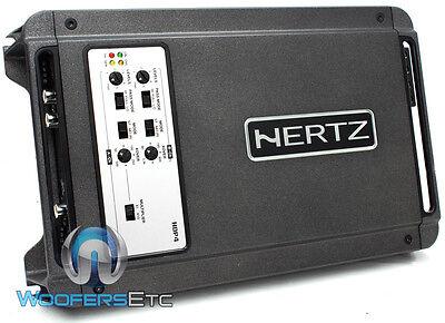 HERTZ HDP4 AMP 4-CH 1000W COMPONENT SPEAKERS MIDS TWEETERS