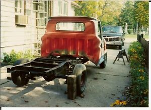 1960-66 Chevy / GMC truck parts