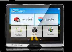 Rand McNally TND Tablet GPS for Truck