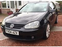 VW Golf GT TDi 2004 low miles