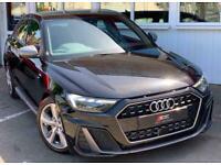 2019 Audi A1 SPORTBACK TFSI S LINE COMPETITION Semi Auto HATCHBACK Petrol Automa