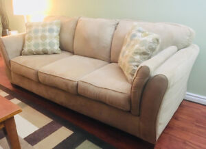 Couch and Chair - great condition!