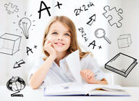 PROFESSIONAL MATH TUTORING | GR.1 - GR. 12+