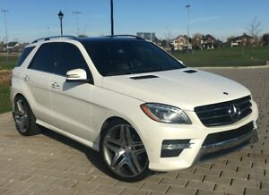 *159$/Sem* 2014 Mercedes-Benz ML 350 BlueTEC 4Matic