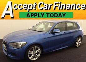 BMW 120 2.0TD ( 184bhp ) BluePerformance 2013MY d M Sport FROM £67 PER WEEK!