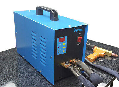 Portable Pulse Type Metal Plate Spot Welding Machine Electric Spot Welder 220v