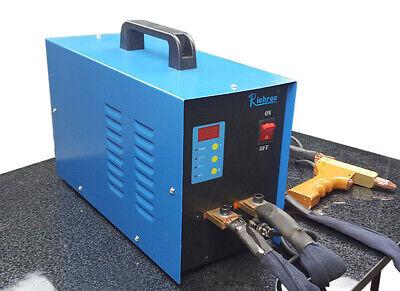 Portable Pulse Type Metal Plate Spot Welding Machine Electric Spot Welder 220v