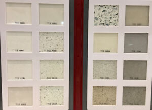 70 options for beautiful Quartz kitchen counter tops available!!