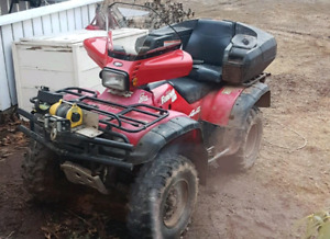 Looking for atv parts