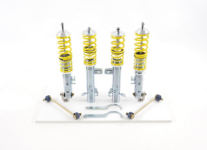 FK Streetlines - Audi A3 8V FWD - Coilovers in stock