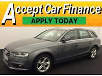 Audi A4 Avant 2.0TDI ( 143ps ) Multitronic FROM £57 PER WEEK !
