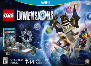 Nintendo Wii U - LEGO Dimensions - Starter Pack (71174)